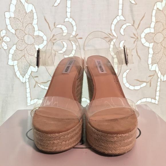 dac43b713f5 M 5b9ea563aaa5b88d1a79c492. Other Shoes you may like. Steve Madden Black  espadrille ...